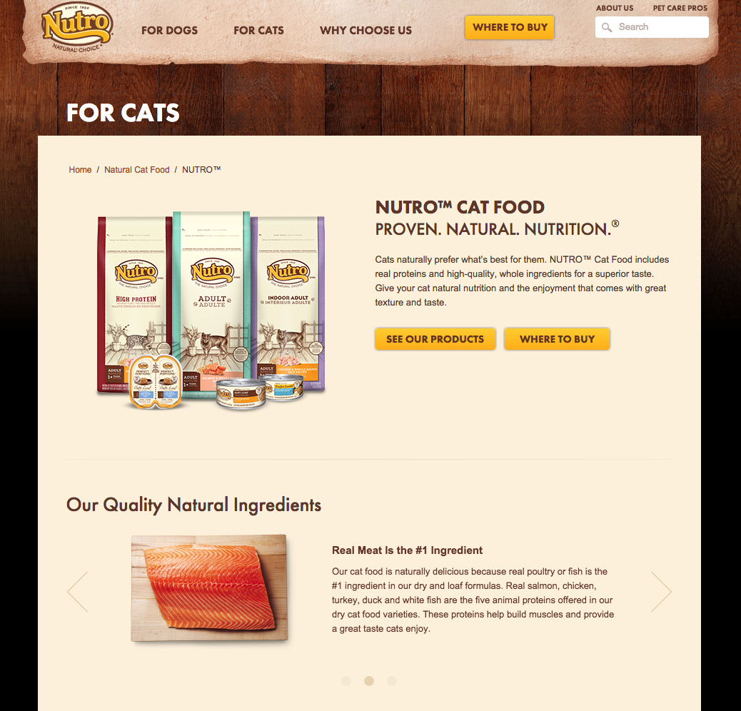 Top 1 Complaints And Reviews About Nutro Cat Foods
