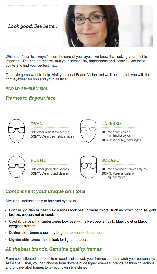 pearle vision images
