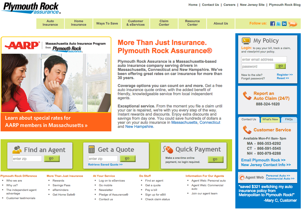 Top 17 Complaints and Reviews about Plymouth Rock Auto ...