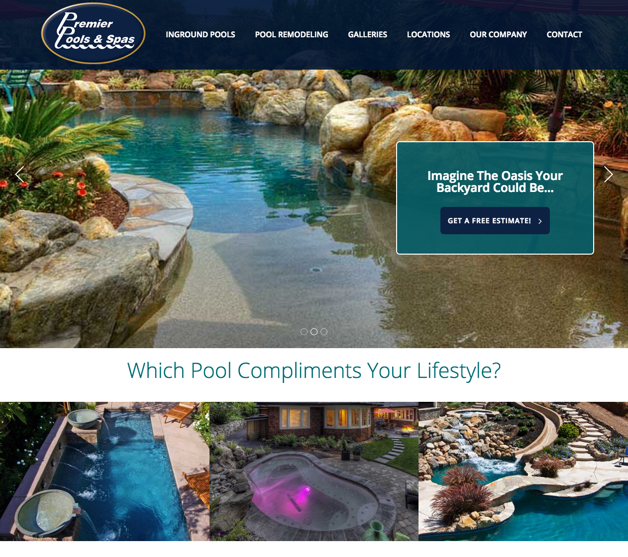 Top 4 complaints and reviews about premier pools and spas for Premier pools