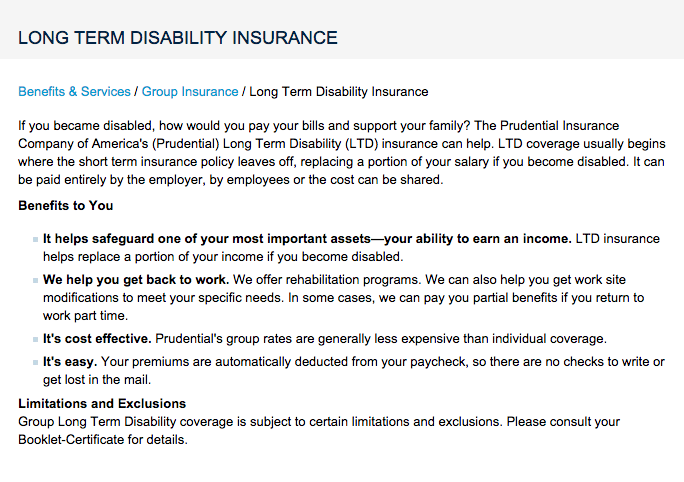 prudential disability insurance images
