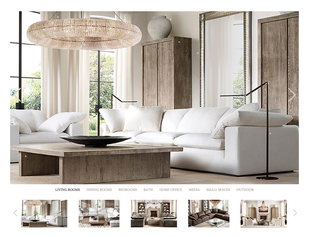 RH (formerly Restoration Hardware) is an American home-furnishings company headquartered in Corte Madera, educational-gave.ml company sells its merchandise through its retail stores, catalog, and online. As of August, , the company operated a total of 70 galleries, 18 .