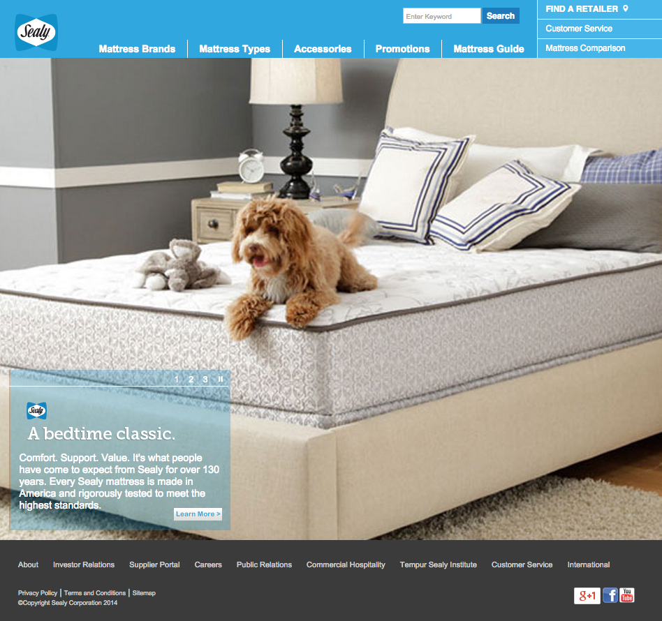 Sealy Mattress Images