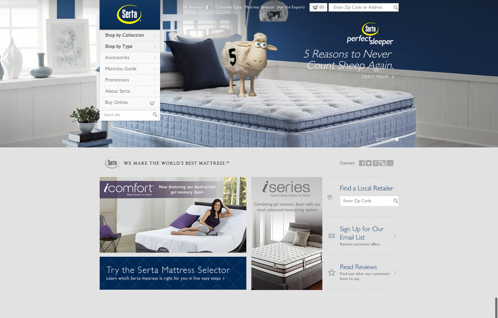 Top 365 Complaints And Reviews About Serta Mattress
