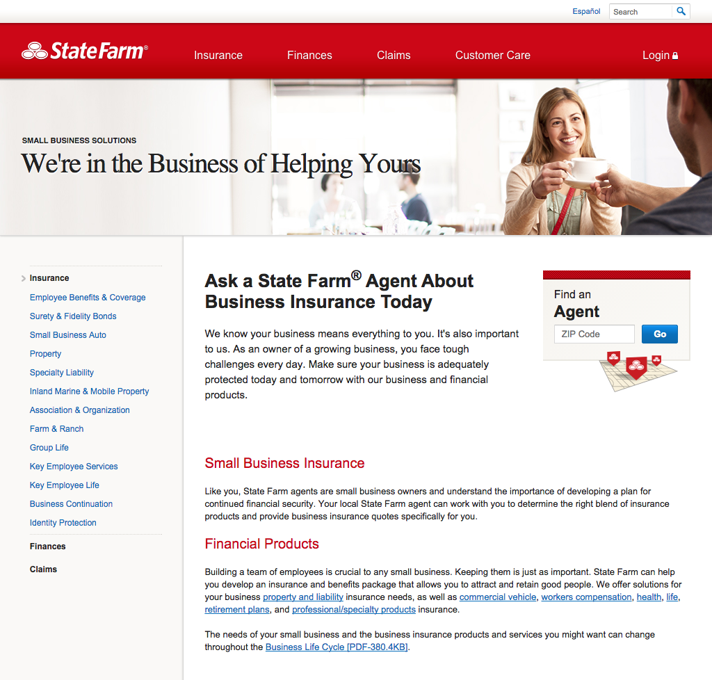 Model Top 16 Complaints And Reviews About State Farm Business Insurance