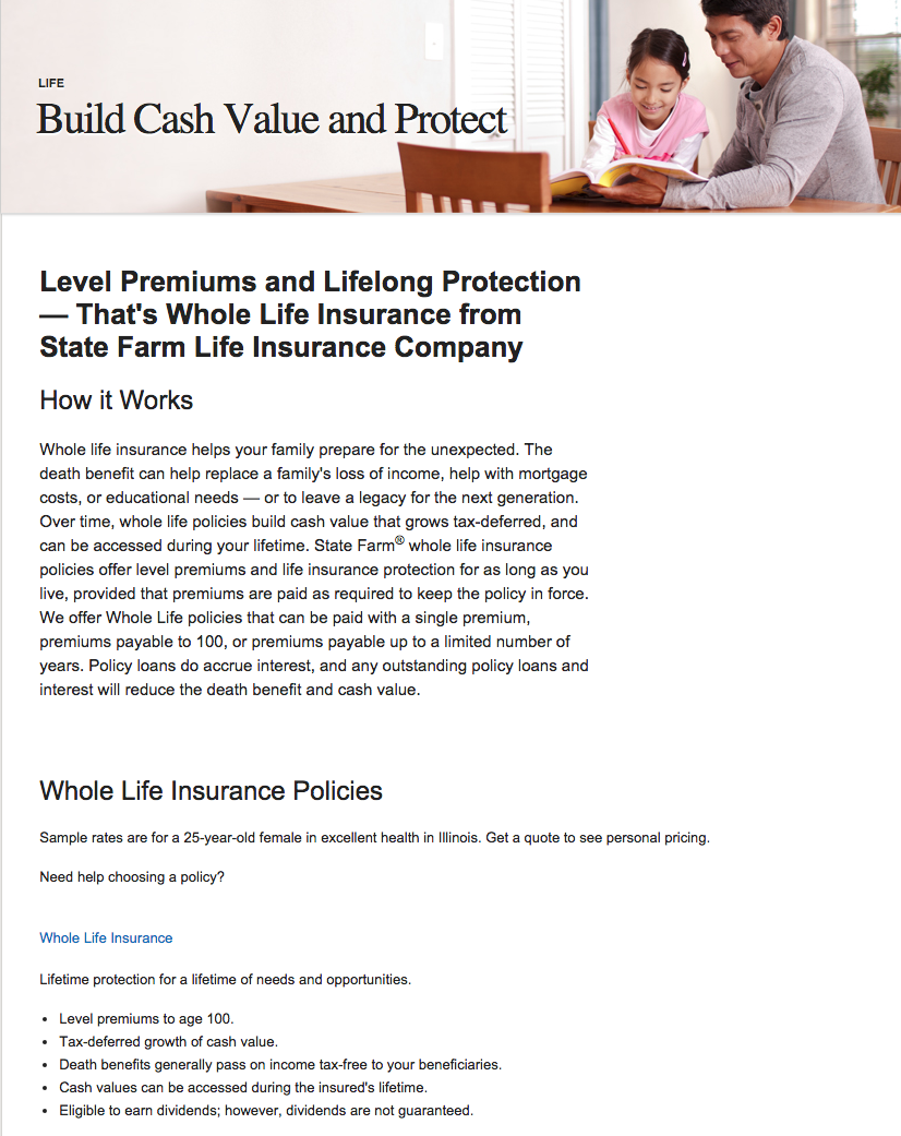 State Farm Life Insurance Reviews >> What Is An Irrevocable Life Insurance Trust State Farm Life