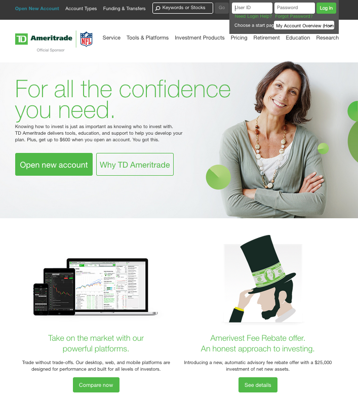 Top 135 Complaints and Reviews about Ameritrade