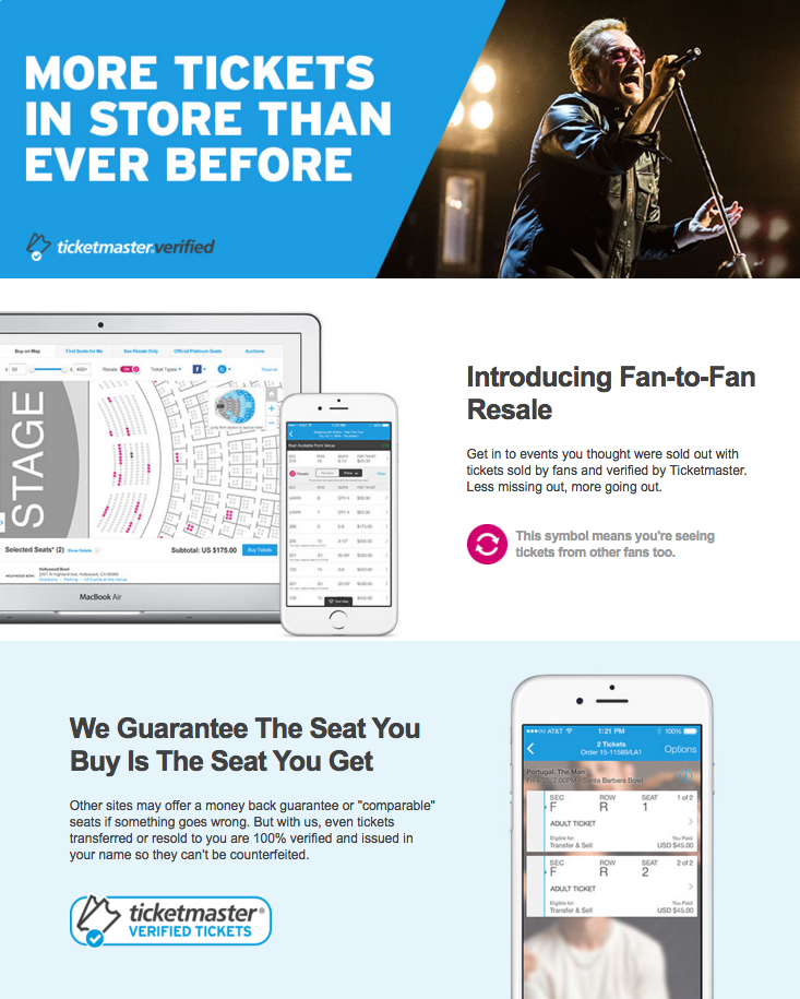 Top 927 Complaints and Reviews about Ticketmaster