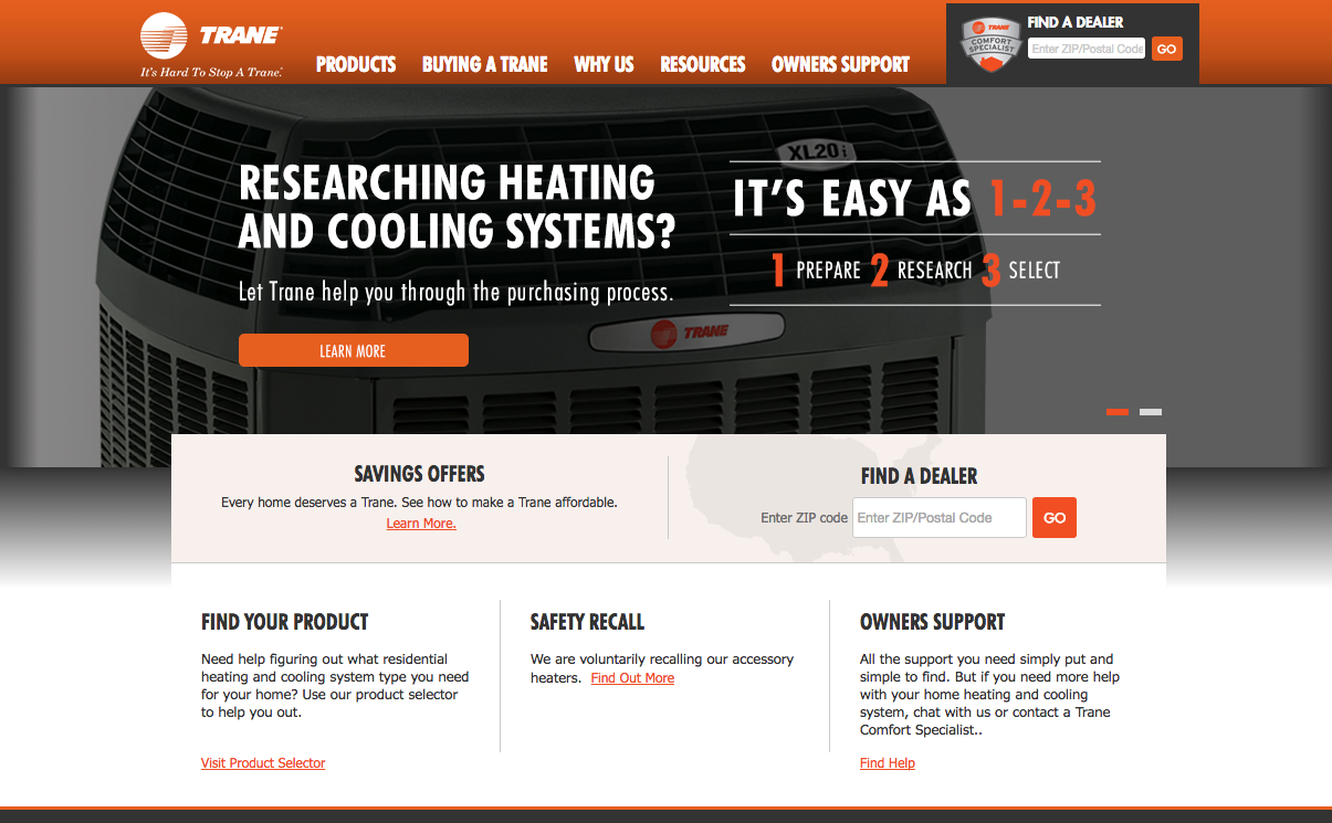 Top 320 Complaints And Reviews About Trane