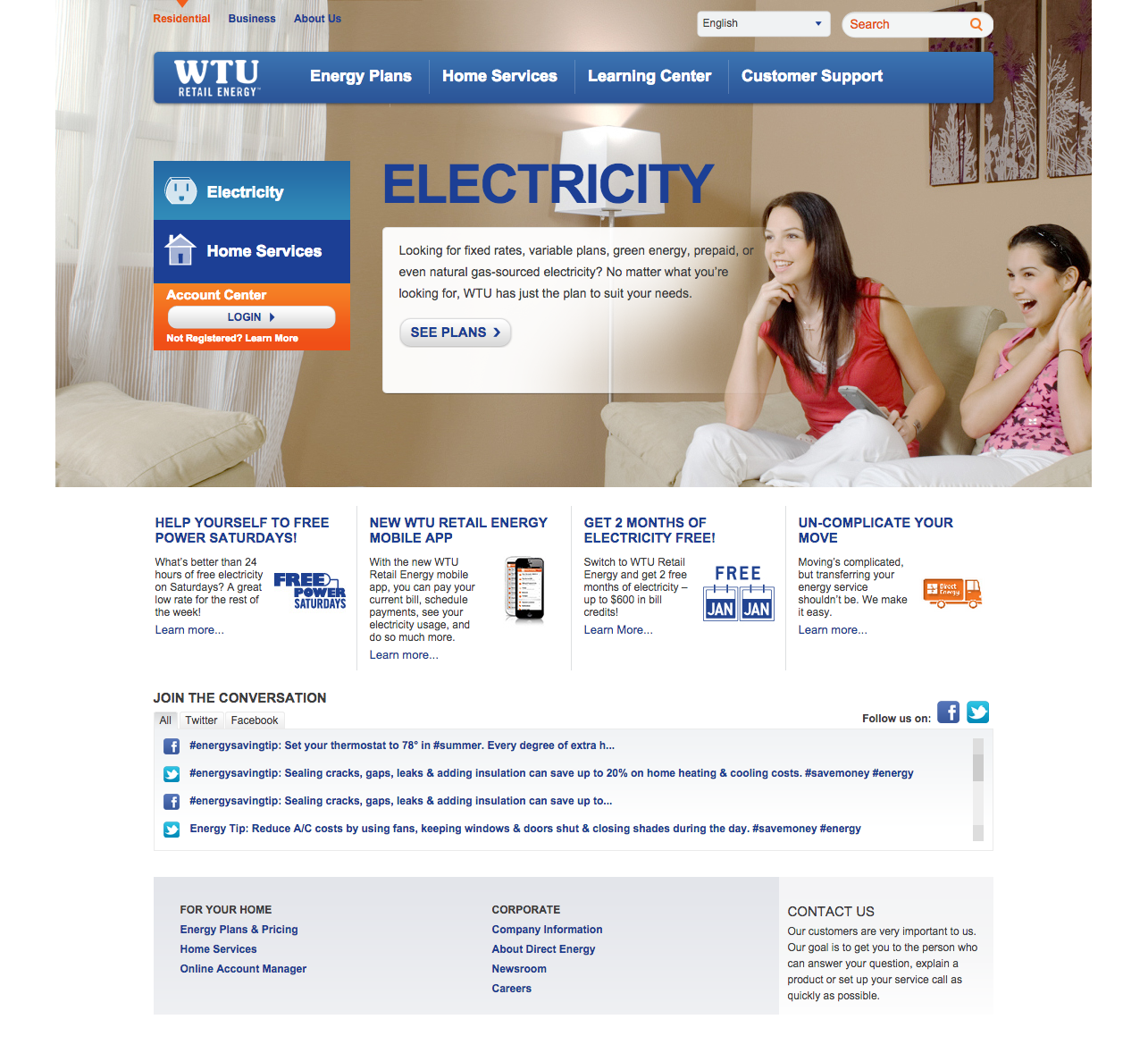 Top 9 Reviews And Complaints About Wtu Retail Energy