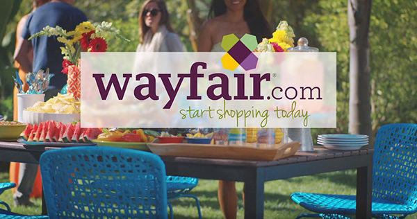 Wayfair credit card payment