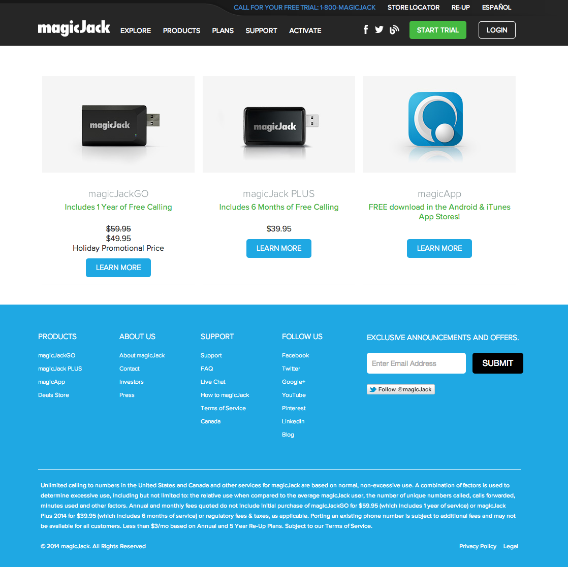 top 860 complaints and reviews about magicjack magicjack homepage magicjack products