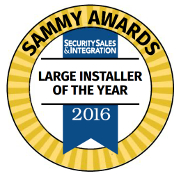 2016 SSI Installer of the Year (Large Company)