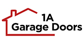 1A Garage Doors logo
