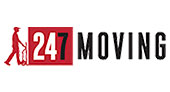 24/7 Moving logo