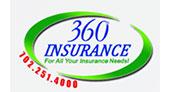 360 Insurance Renters Insurance logo