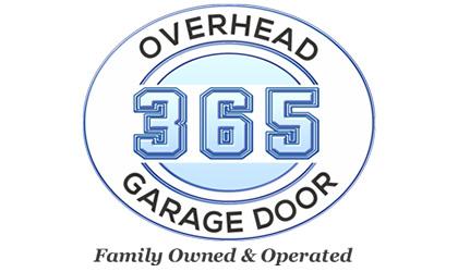 365 Overhead Garage Door logo