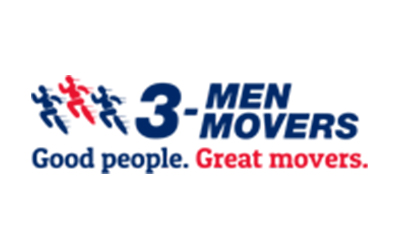 3 Men Movers - Houston logo