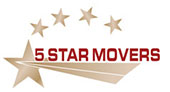 Five Star Movers logo