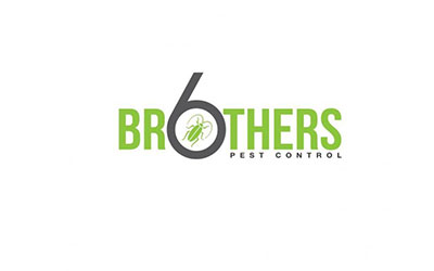 Six Brothers Pest Control logo