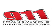 911 Garage Door Service logo