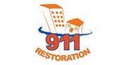 911 Restoration of Sacramento logo