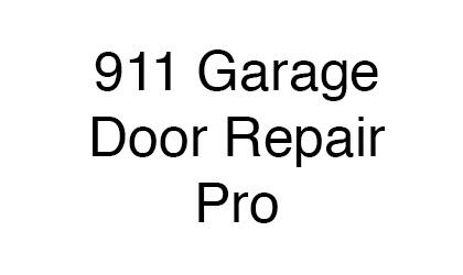 911 Garage Door Repair Pros logo