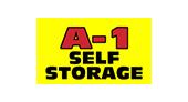 A-1 Self Storage Albuquerque logo