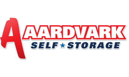 A-Aardvark Self Storage logo