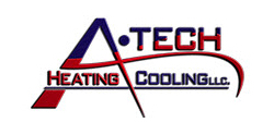 A-Tech Heating & Cooling logo