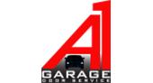 A1 Garage Door Service New Mexico logo