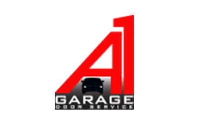 A1 Garage Door Service logo