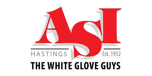 ASI The White Glove Guys logo
