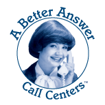 A Better Answer Call Centers logo