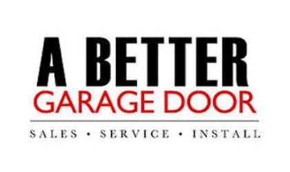 A Better Garage Door logo