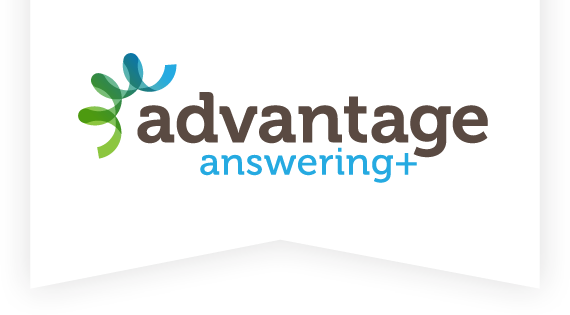 Advantage Answering Plus logo