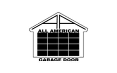 All American Garage Door Solutions logo