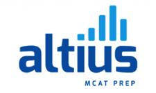 Altius Test Prep logo
