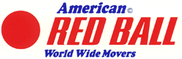 American Red Ball logo
