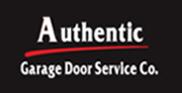 Authentic Garage Door Service logo