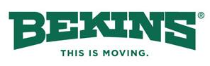 Bekins Van Lines International Moving logo