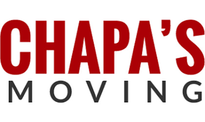 Chapa's Moving Express logo