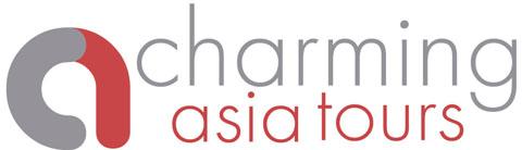 Charming Asia Tours logo