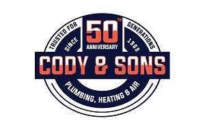 Cody & Sons Plumbing Heating & Air logo