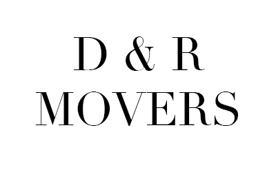 D & R Movers logo