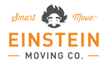 Einstein Moving Company - San Antonio logo