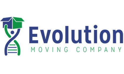 Evolution Moving Company logo