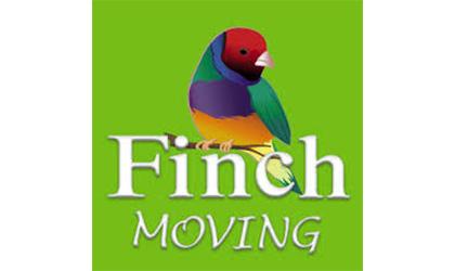 Finch Moving logo