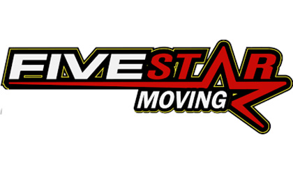 Five Star Moving logo