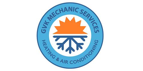 GVK Mechanical logo